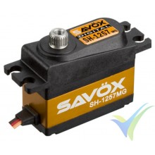 Savox digital mini size rudder servo 2.6Kg@6V