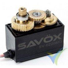 Savox HV digital servo 8Kg/0.13s@7.4V