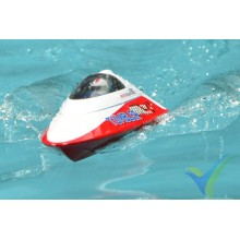 Volantex Tumbler Mini Racing Boat RTR- Red