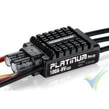 HobbyWing Platinum Pro 100A OPTO HV V3 Speed Control