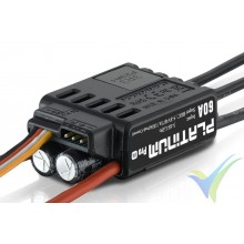HobbyWing Platinum Pro 60A LV V4 Speed Control