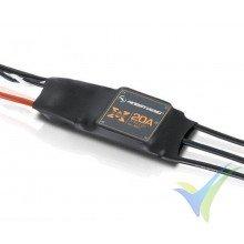 Xrotor BL ESC 20A 3-4S LiPo Multicopter WL NEW