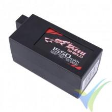 Batería LiPo Tattu - Gens ace 1550mAh (22.94Wh) 4S1P 75C Racing 194.5g Hardcase XT60