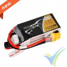 Tattu - Gens ace LiPo Battery 1550mAh (17.21Wh) 3S1P 75C 143g XT60