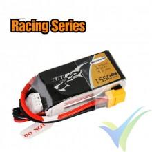 Batería LiPo Tattu - Gens ace 1550mAh (17.21Wh) 3S1P 75C Racing 143g XT60