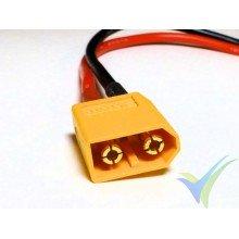 Cable de carga con conector XT60, 17.4g