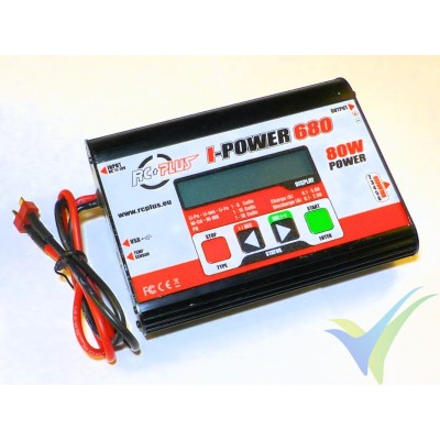 RC Plus - I-Power 680 DC Charger 80W