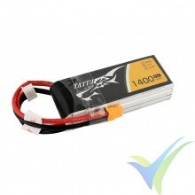 Tattu - Gens ace LiPo Battery 1400mAh (15.54Wh) 3S1P 45C 114.3g XT30