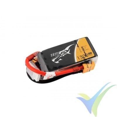 Batería LiPo Tattu - Gens ace 1300mAh (14.43Wh) 3S1P 45C 120g XT60