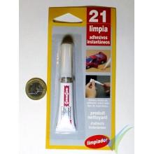 Limpia adhesivos instantáneos GomaGom 21 , 3g