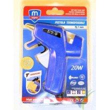 Hot melt glue gun 7mm, 20W