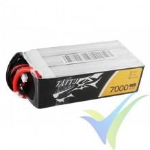 Batería LiPo Tattu -Gens ace 7000mAh (155.4Wh) 6S1P 25C 907.5g XT90