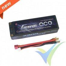Batería LiPo Gens ace HardCase 47 aprobada EFRA&BRCA 7200mAh 2S1P 70C (53.28Wh) 315g Deans