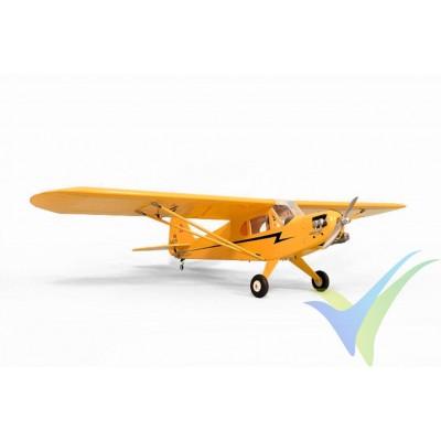 Kit avión Phoenix Model Piper J-3 Cub GP/EP 46-55 escala 1/5 ARF, 2150mm, 3.6-4Kg