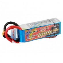 Batería LiPo Gens ace 1800mAh (19.98Wh) 3S1P 40C 163.2g