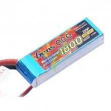 Gens ace LiPo Battery 2600mAh (57.72Wh) 6S1P 60C