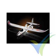 Combo avión Multiplex EasyStar II RR con motor brushless, 1366mm, 977g