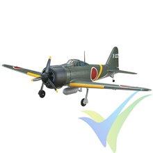 Combo maqueta avión FlyZone A6M2 Zero Select Scale RxR