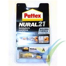 Adhesivo epoxy Nural 21, 22ml