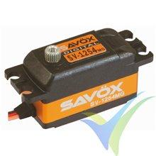 Servo digital Savox SV-1254MG, HV Low Profile, 46g, 15Kg.cm, 0.085s/60º, 6V-7.4V