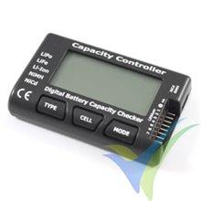 Comprobador baterías Etronix CELLMETER