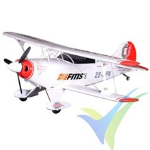 Combo avión biplano FMS Pitts Special ARTF 1400mm, 3300g