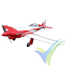 Combo avión ROC Hobby Nemesis Racing High Speed ARTF 1100mm, 1530g
