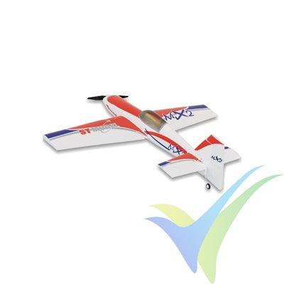 Combo avión ST Model MX2 EP ARTF, 1210mm, 960g