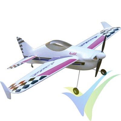 Combo avión ST Model Acrobat EP 3D ARTF, 1230mm, 1440g