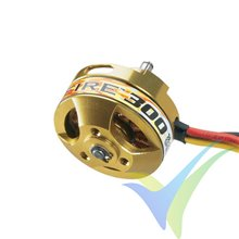 Motor brushless Great Planes RimFire 300 28-22-1380, 27g, 100W, 1380Kv