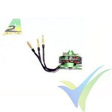 Motor brushless Pro-Tronik/Motrolfly DM 2204-1750, 19.3g, 55W, 1750Kv