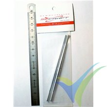 Varilla tensora 110mm de aluminio (Turnbuckle Pushrod), M3, 2 unidades