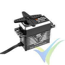 Servo digital Savox SB-2290SG, Brushless CNC HV, 81g, 50Kg.cm, 0.13s/60º, 6V-7.4V