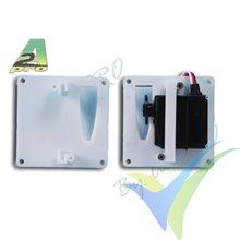 Wing micro-servo mount A2Pro 7804