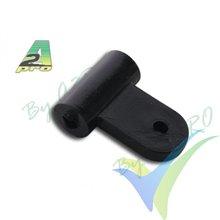 Horn nylon 2mm alerón, A2Pro 6667, 2 unidades