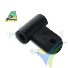 Horn nylon 2.6mm alerón, A2Pro 6668, 2 unidades