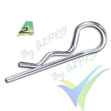 Body clip 36mm 1:5 A2Pro 8980, 10 pcs