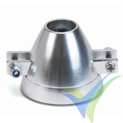 Cono Graupner precisión ventilado Ø35/3.17mm para bipala plegable, 20g