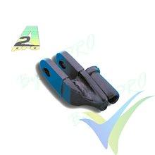Clip de seguridad A2Pro 6010 para acople de cuerda piano 1.7mm a horn, 10 uds