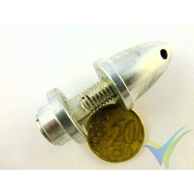 Portahélices de pinza GEMFAN, eje motor 5mm