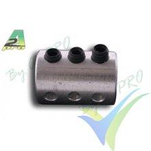 Desdoblador de mando en aluminio, varillas 2mm, A2Pro 6212