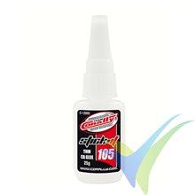 Adhesivo CA fluido Team Corally - Stick-it 105, 25g
