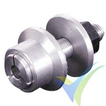 Portahélices de pinza A2Pro 5142, eje motor 3.2mm