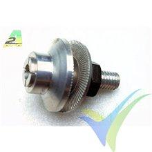 Portahélices de pinza A2Pro 5147, eje motor 5mm