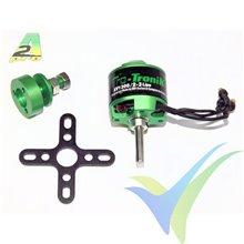 Motor brushless Pro-Tronik/Motrolfly DM 2615-1300, 98g, 250W, 1300Kv