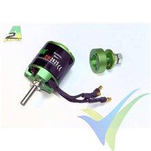 Motor brushless Pro-Tronik/Motrolfly DM 2625-1050, 138g, 400W, 1050Kv