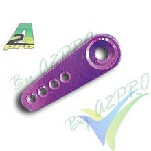 Brazo de servo 22mm Futaba, aluminio, A2Pro 7851, 2 uds