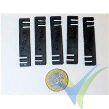 Clip de seguridad para conector de servo - 5 unidades