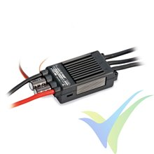 Variador brushless Graupner CONTROL +T60, 60A, 5S-12S, OPTO, 116g