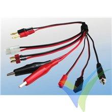 Cable de carga mútiple Prolux